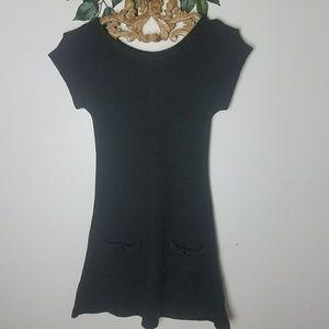 Piko 1988 knitted mod dress